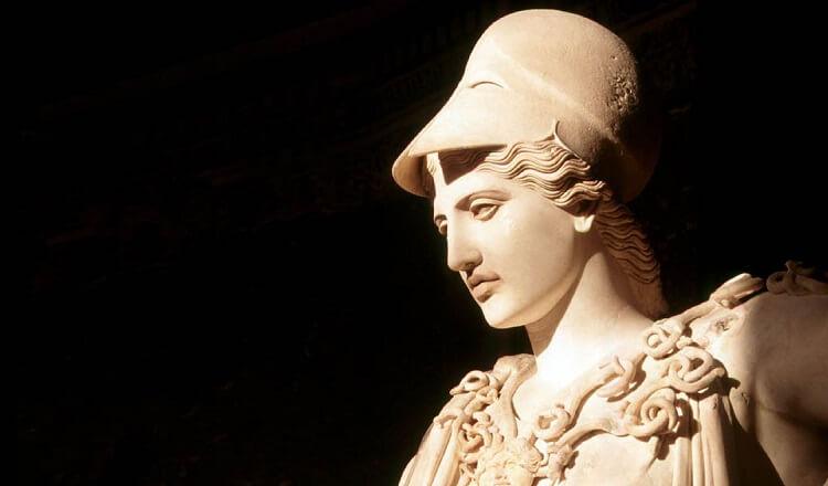 Если Афина против любви.