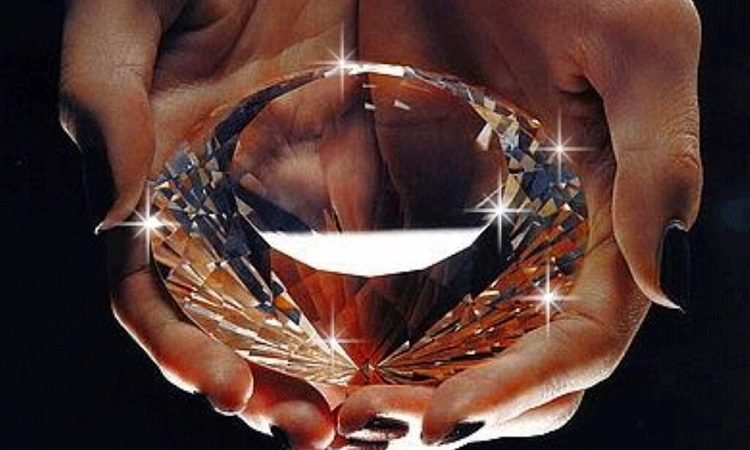 Достойная оправа для драгоценного камня.