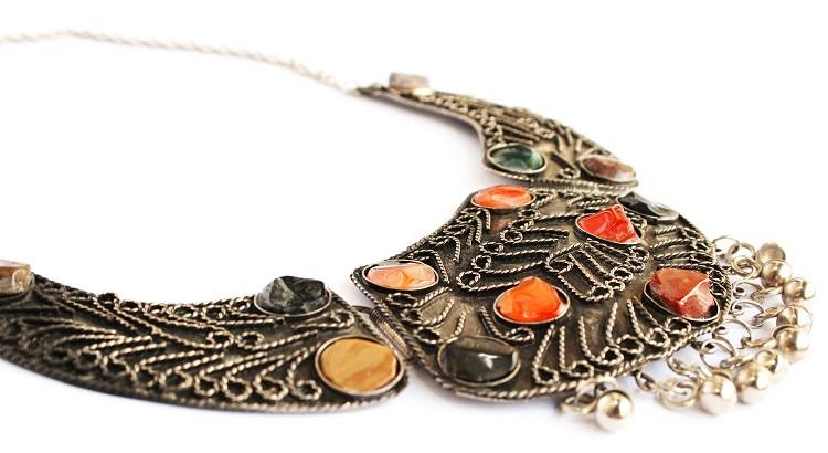 Драгоценное ожерелье