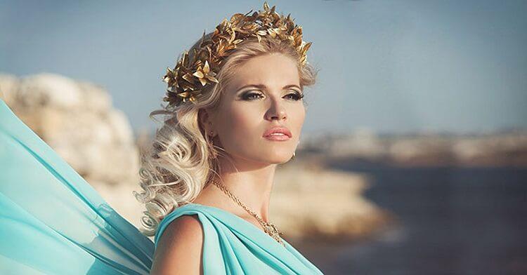 Великие победы ради лаврового венка Афродиты.